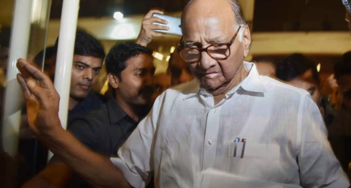 NCP chief Sharad Pawar on Wednesday said he attached no importance to Parth Pawar