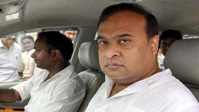 Himanta Biswa Sarma says BJP will send Congress MLA Sherman Ali Ahmed to jail after Assam polls for 'lungi' remark