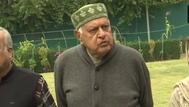 'We are not anti-national, we are anti-BJP,' says Farooq Abdullah after Gupkar alliance meet