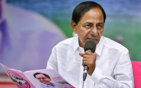 'Save Hyderabad from divisive forces,' says K Chandrashekhar Rao as GHMC polls draw near