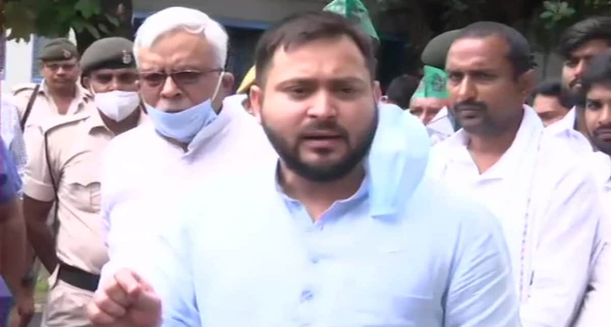 Bihar Election 2020 LIVE Updates: They Want Youth Votes But Not Youth Leader, Says Tejashwi in Attack on NDA, Slams Personal Comments