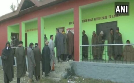 Jammu and Kashmir DDC election: Second phase of polling underway amid tight security