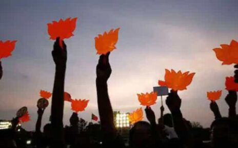 In Bengal, BJP steps into minefield by mixing Lord Ram, Netaji even as defections fail to deter Trinamool
