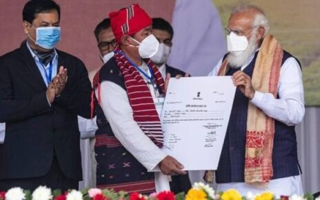 Narendra Modi visits Assam: AASU, Opposition slam PM for avoiding references to CAA, other key issues