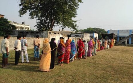 """Despite 6.8 lakh COVID-19 cases, state witnesses over 70% turnout till 4 pm-Politics News , Firstpost"""""""