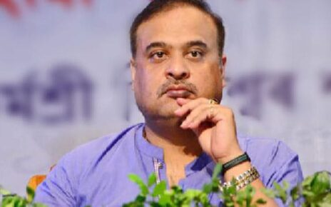 Himanta Biswa Sarma to be new Assam CM; BJP unanimously elects him as state Legislature Party chief-Politics News , Firstpost