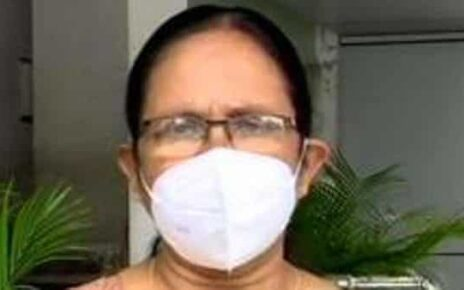 KK Shailaja, who was praised for handling of the coronavirus situation in Kerala, will not be part of the new cabinet.