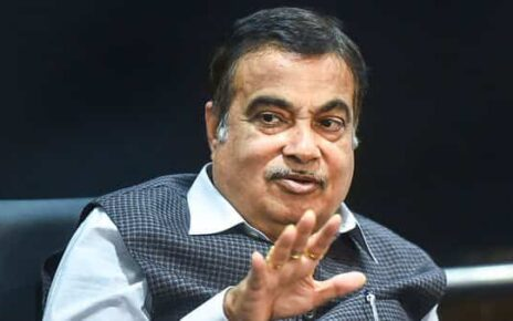 Union Minister for Road, Transport and Highways Nitin Gadkari (PTI)
