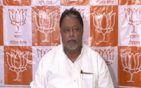 'Opportunist' Mukul Roy's exit will make no difference, says BJP as concern rise over lobby politics
