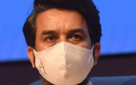 Minister of State for Finance and Corporate Affairs, Anurag Thakur  (PTI)