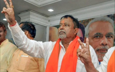 Mukul Roy Among Nominees for Bengal Assembly PAC Membership