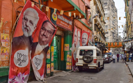 BJP to Hold Demonstrations Against TMC's 'Political Violence' Next Week in Bengal