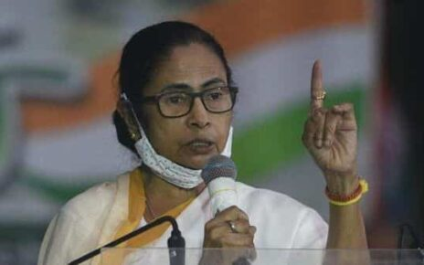 West Bengal Chief Minister Mamata Banerjee. (HT)
