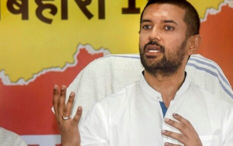 Five of 6 LJP Lok Sabha MPs seek removal of Chirag Paswan as Lower House leader, likely to join JD(U)-Politics News , Firstpost