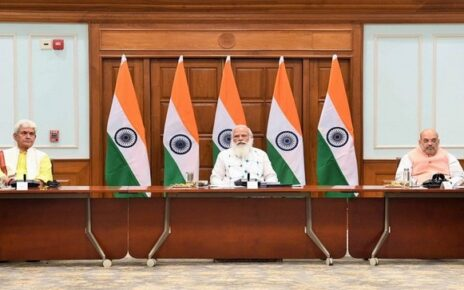 From restoration of statehood to rehabilitation of Kashmiri Pandits, 10 key points discussed at PM's all-party meet
