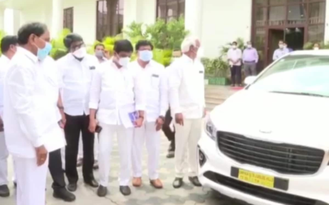Telangana Buys 32 Cars for Bureaucrats at Rs 11 Crore, Oppn Attacks Govt for Splurging During Covid