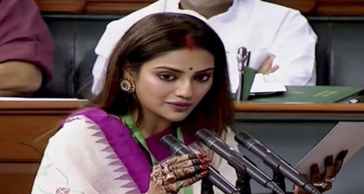 Trouble for Nusrat Jahan as BJP MP Writes to Speaker, Seeks Action Over 'False Info' About Marital Status