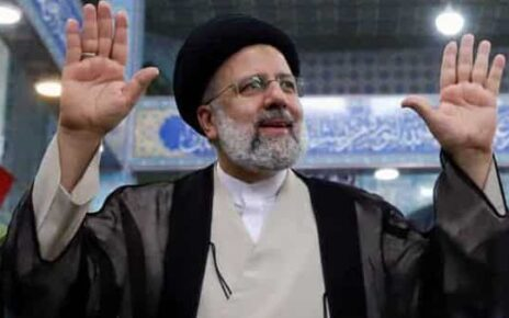 Mr. Raisi, a conservative judge, was the front-runner heading into the vote (REUTERS)