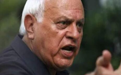 Farooq Abdullah Calls for Sustained, Result-oriented Indo-Pak Dialogue Process