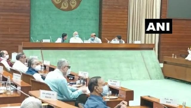 Govt ready to discuss any issue as per rules, says PM at all-party meet