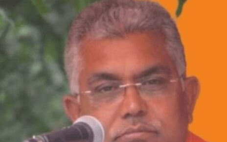Pegasus a Non-Issue for Common Man, Says BJP's Dilip Ghosh, Mocks Mamata's Plan to Unite Oppn