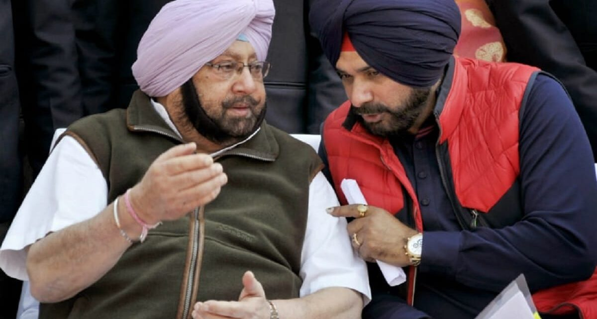 Why Congress Cannot Afford to Lose Sidhu