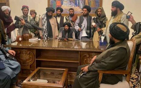 The Taliban have taken over Afghanistan after a lightning offensive and are consolidating power. (Photo: AP)