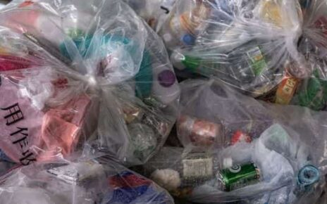 From 30 September 2021, the thickness of plastic carry bags will be increased from 50 microns to 75 microns and 120 microns (Bloomberg)