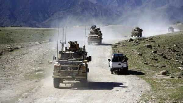 US forces in Afghanistan (Photo; AP)