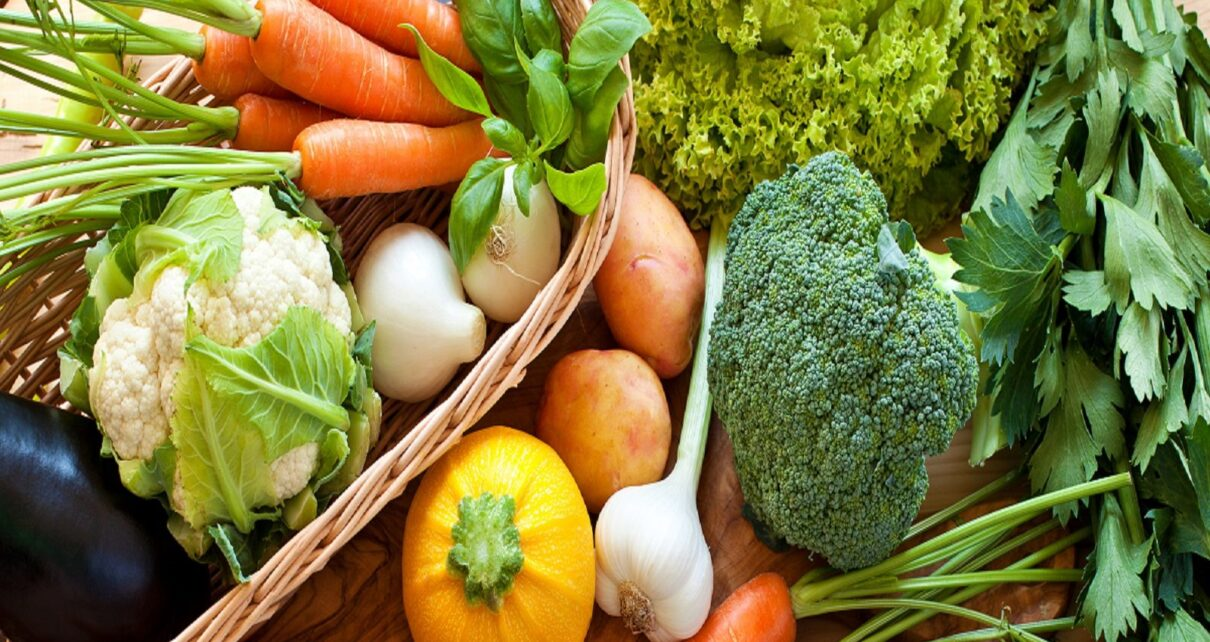 5 vegetables for healthy heart pur – News18 Hindi