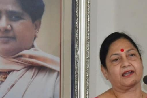 Kalpana Mishra said that there is an atmosphere of anarchy all around in Uttar Pradesh.