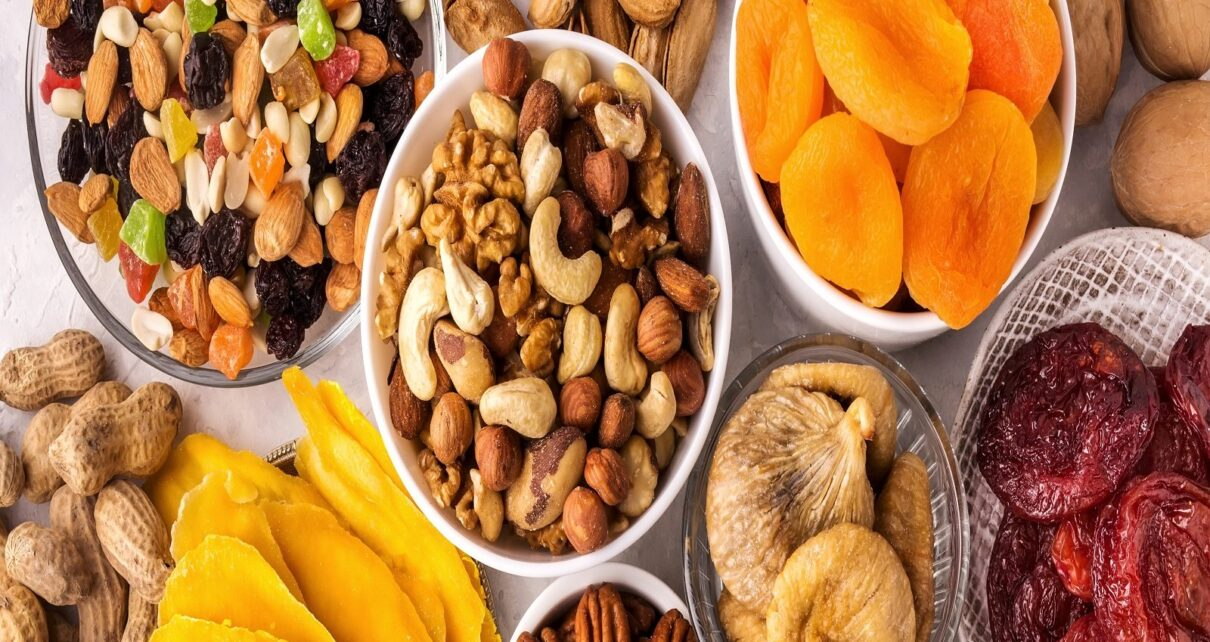 Climate change is worsening the test of your favorite dry foods