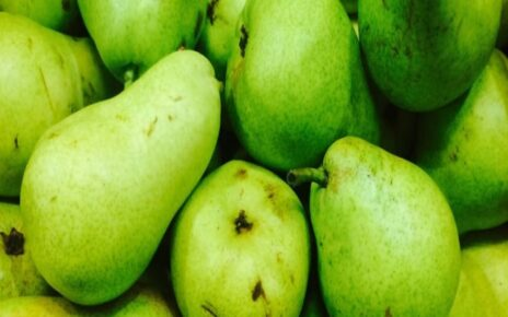 Health Benefits Of Pear reduce obesity