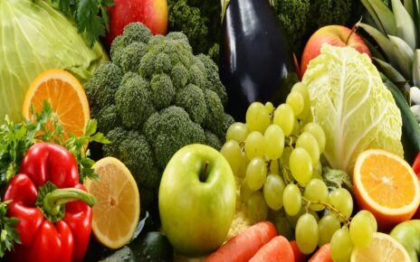 Health news eating five fruits and vegetable per day will stay far away from many diseases and premature death lak