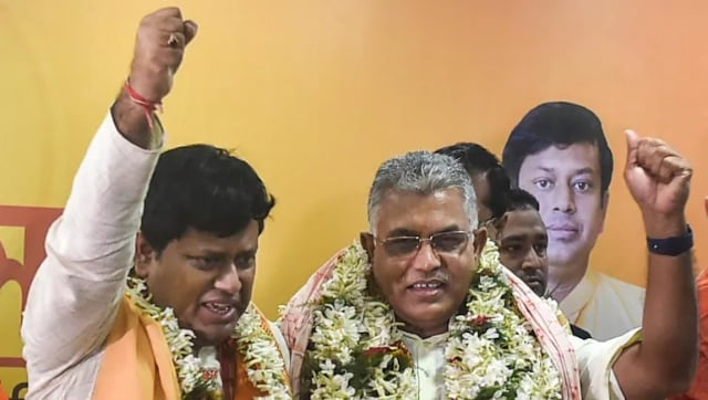 In Dilip Ghosh's removal, BJP sends a message to RSS, north Bengal voters and party old guard