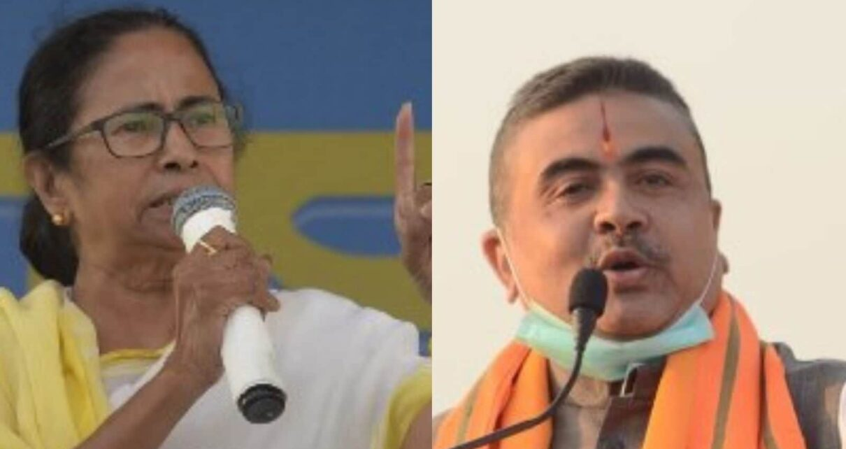 Mamata Failed to Stop Post-poll Violence, Has No Right to Attend Peace Meet in Rome: Suvendu