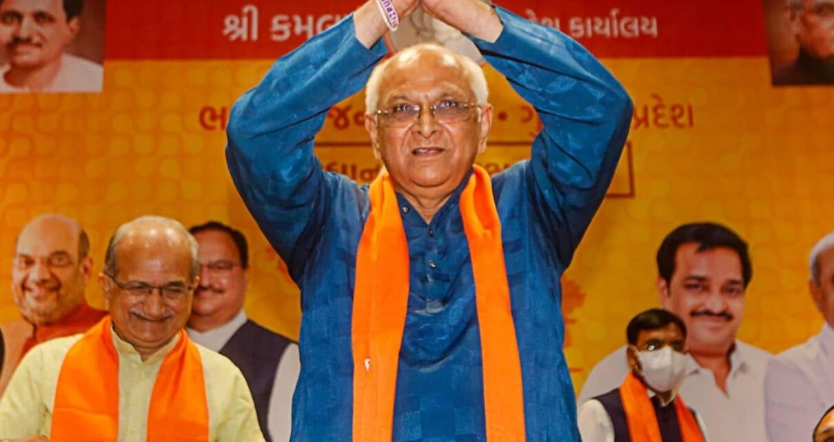 New Gujarat Ministers to Take Oath Today, Says BJP Spokesperson