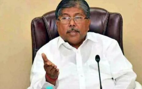 Pune Cops File Case Against Maha BJP Chief for Violation of Covid-19 Norms