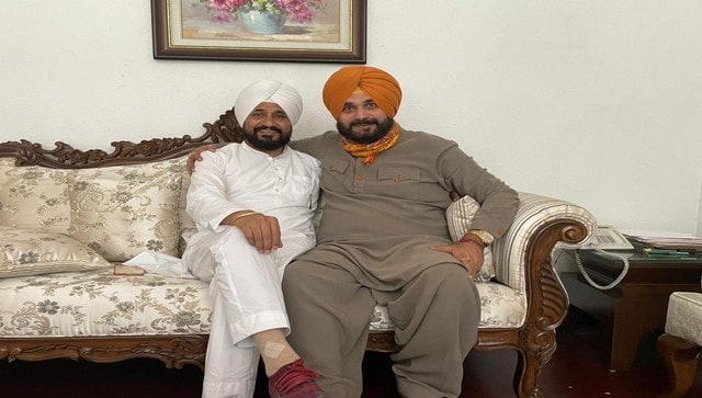 Why Charanjit Singh Channi is chosen as the successor of Amarinder Singh in Punjab