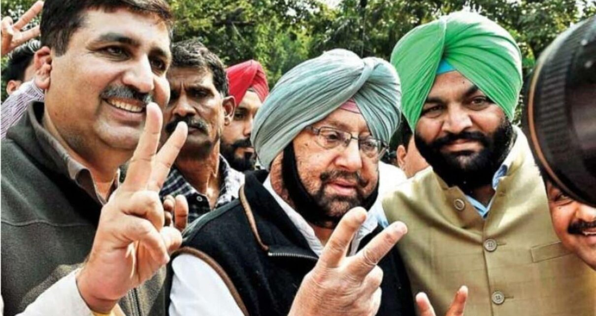 Will 'Maharaja' Switch to BJP or Float A Party? After Punjab Change of Guard, Amarinder Keeps Cards Close to Chest