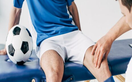 World Physiotherapy Day - Physiotherapy is effective in keeping players fit - World Physiotherapy Day