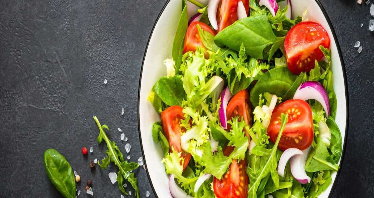 healthy food items for your salad plate obesity will gone pur