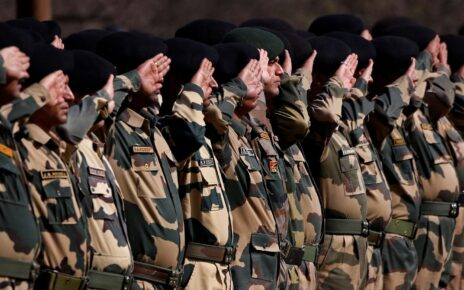 Centre's Stand on BSF's Augmented Powers Row