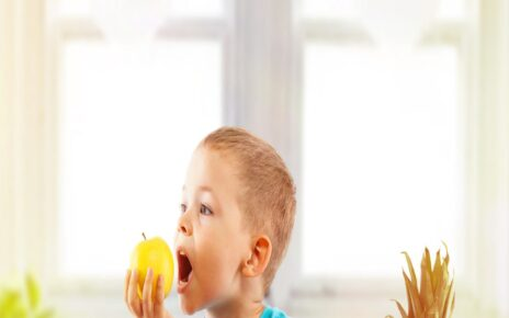 Fruits and vegetables are beneficial not only for the physical, but also for the mental health of children nav