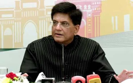 Piyush Goyal, Union Minister of Commerce and Industry (Photo: ANI)